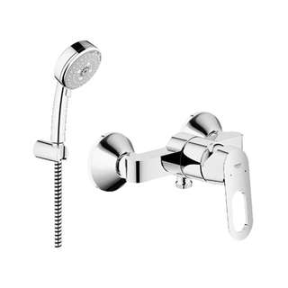 Grohe Shower Set Kran 32816000 + Hand Shower 27588001