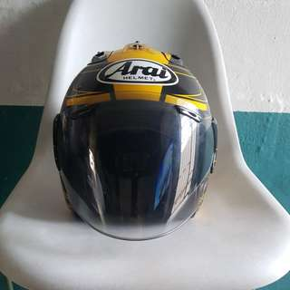 Arai kronos yellow