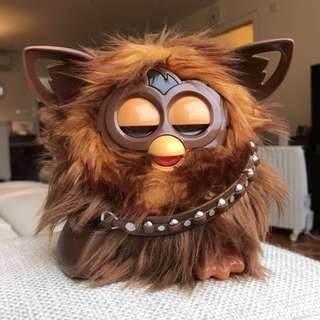 Star Wars Furbacca (Chewbacca Furby)