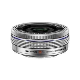 Olympus 14-42 EZ Pancake Lens