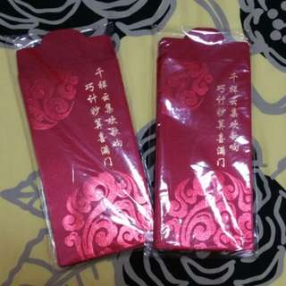 Red Packets/Ang Bao packets