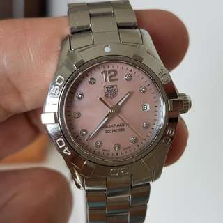 Tag Heuer Ladies Aquaracer Quartz Diamond