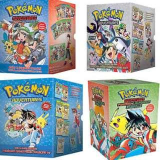 Pokemon manga series