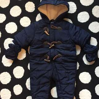Baby winter outfit (3-6months)