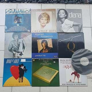 Vinyl Record - Assorted titles