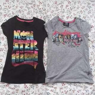 Monster High Shirts