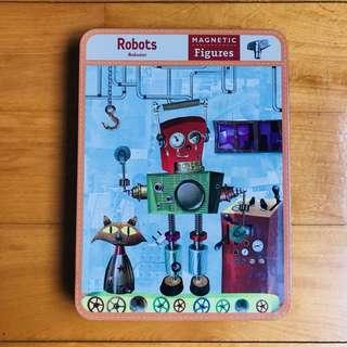 Magnetic Robots Ser