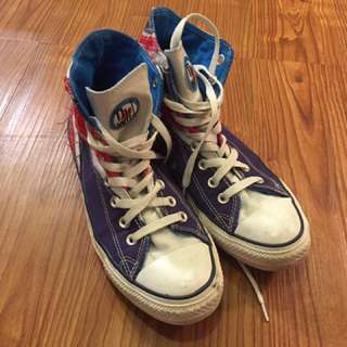 08' The Who Converse High Top