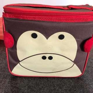 BN Monkey DesignInsulator Lunch Bag/ Cooler Bag