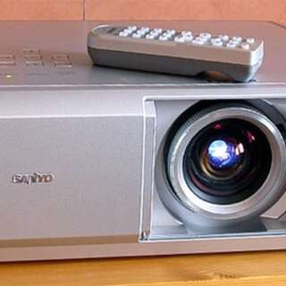 Sanyo PLV-Z4 multimedia projector