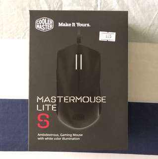 Master mouse Lite S