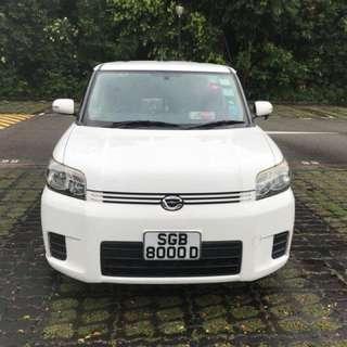 Toyota Corolla Rumion Auto 1.5