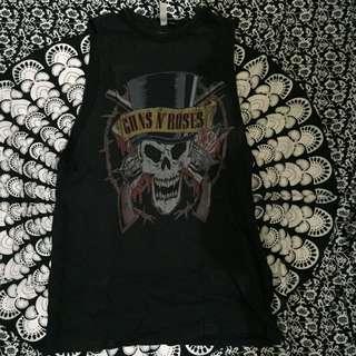 [H&M] Guns n Roses Heavy Tank