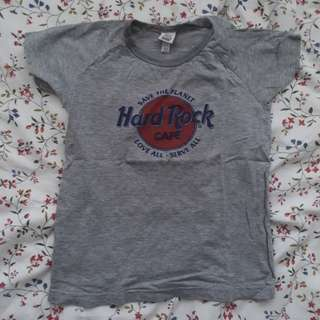 Hard Rock Shirt