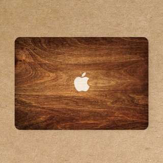 Faux Wood Decal Sticker