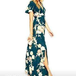 Bkk maxi dress