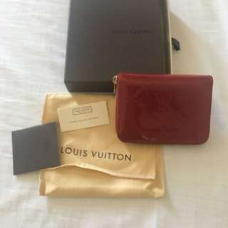 Louis Vuitton zippy coin wallet