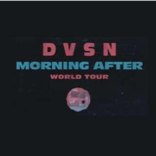 One DVSN morning after concert ticket (GA) $60 @ Rebel on Feb 28, 2017