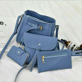FS - Tas Alya Set 4 in 1 Import 85.000