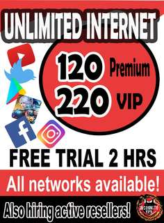UNLIMITED INTERNET