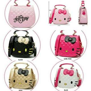 Hello kitty sling bag for kids