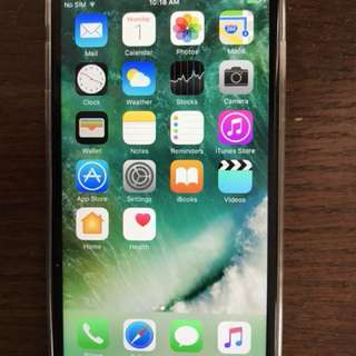 I phone 6s with 64gb