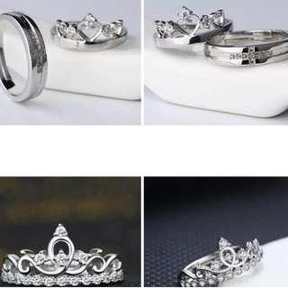 Bangkok adjustable ring