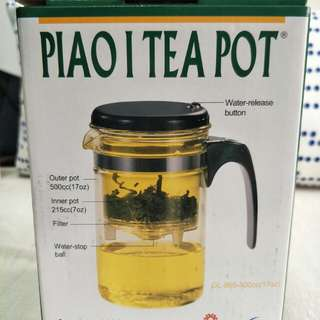 Piao I tea pot