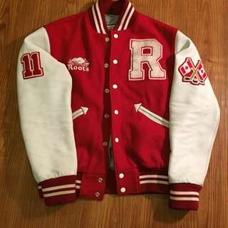 Roots Team Canada Jacket