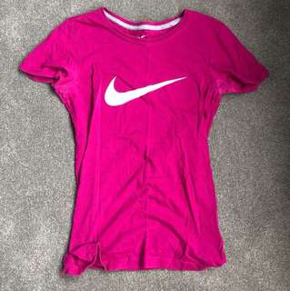 Nike Slim fit tshirt