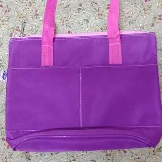 Pink Tote Baby Bag