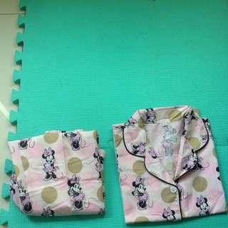 Mini Mouse Pajamas For Kids