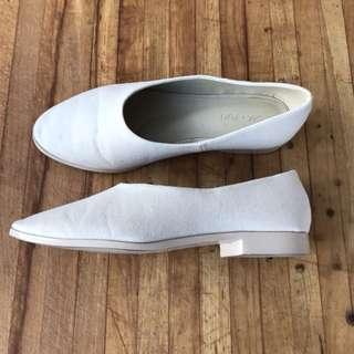 Oak + Fort Ladies Shoes Vegan Suede Size 7