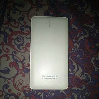Powerbank 10500 mAh