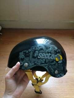 Sector 9 Helmet