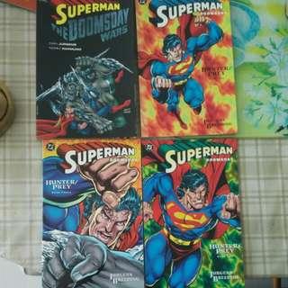 superman doomsday comics