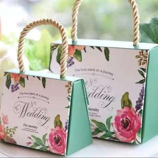 Wedding Favour- Handbag