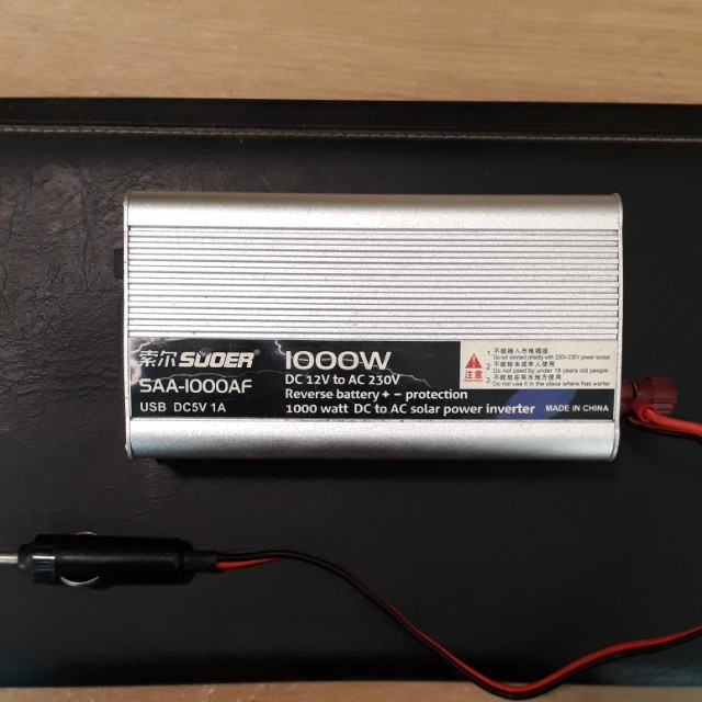 1000 Watt Solar Power Inverter
