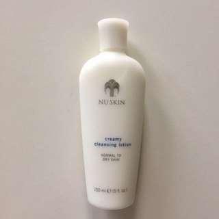Nu Skin Creamy Cleansing Lotion Normal to Dry Skin Nuskin