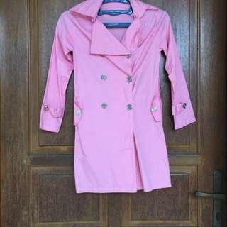 Pinkie coat