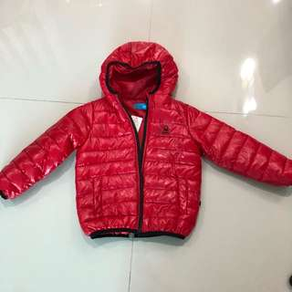 Children Kids Boys Girls Unisex Winter Waterproof Windbreaker Jacket - NEW