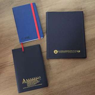 2018 Yearly Planner Executive managment diary