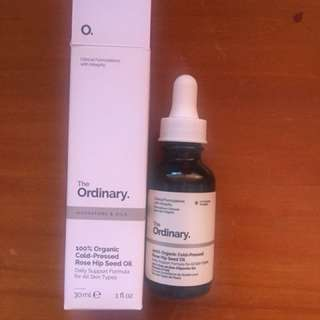 The Ordinary 100% Rosehip Oil