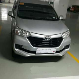 CAR FOR RENT - AVANZA 2018