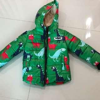 Children Kids Winter Autumn Waterproof Jacket - USED