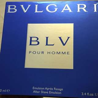 Bvlgari Pour Homme after shave emulsion 鬚後 乳液