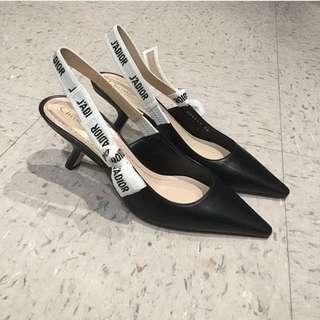 Christian Dior Kitten Heels J'adior