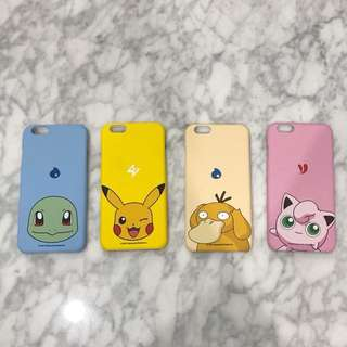 Casing pokemon iphone 6