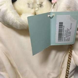 全新 Nicholas & bears 女嬰 女孩 衫 褸 裙