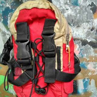 Tas gunung mini for kids